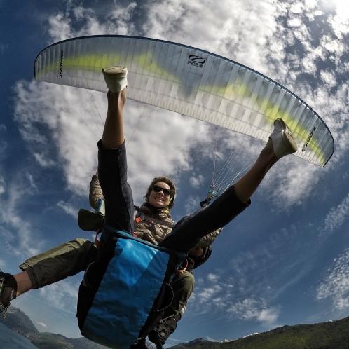 paragliding voucher drome